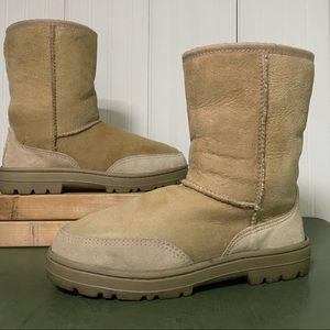 UGG Ultra Short #5225 Sheepskin Boots in Natural